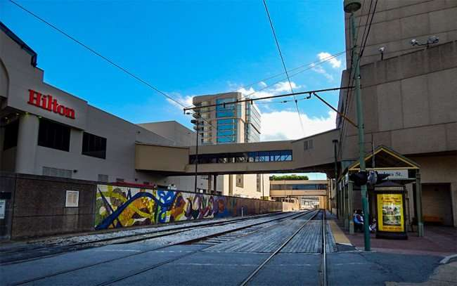 SEPT 14, 2015 - Hilton New Orleans Riverside with direct streetcar access/photonews247.com