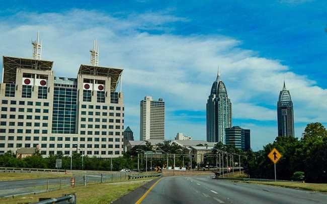 SEPT 13, 2015 - Mobile Alabama from Hwy 10/photonews247.com