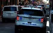 SEPT 13, 2015 - NOPD Police presence on Bourbon St was phenomenal in New Orleans, felt safe/photonews247.com