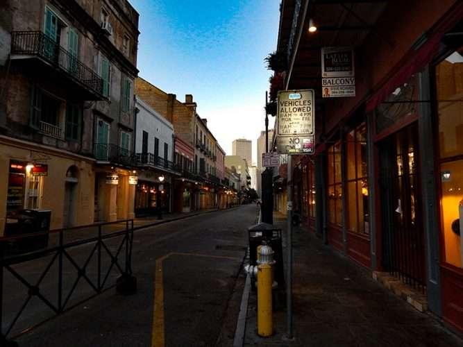 St James Hotel Magazine Street New Orleans La