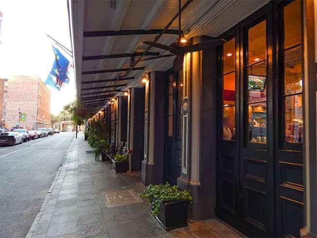 SETP 14, 2015 - Pelham Hotel oustside on sidewalk on Commons Street, New Orleans, LA/photonews247.com