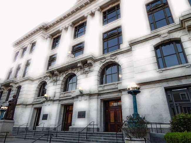 SEPT 14, 2015 - Louisiana State Court of Appeal Fourth Circuit (glow filter) in New Orleans, LA/photonews247.com