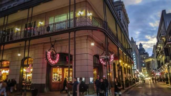 Jan 9, 2017 - Bourbon House Iberville and Bourbon Street, New Orleans, LA/photonews247.com