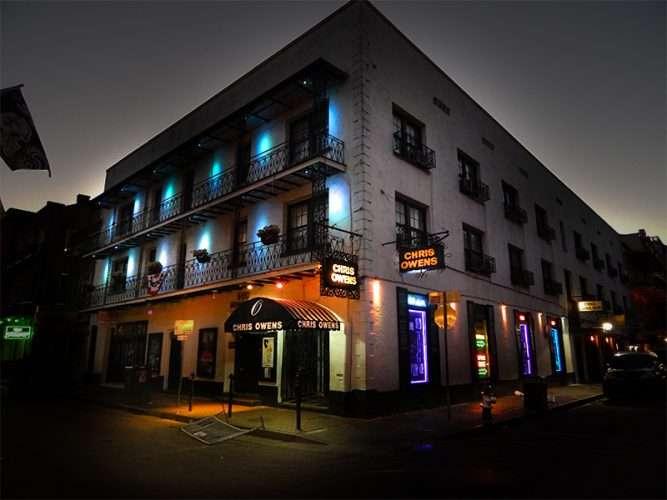 SEPT 14, 2015 - Chris Owens Club, Bourbon Street, New Orleans, LA/photonews247.com