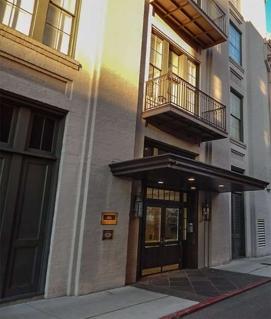 SEPT 14, 2015 - Condos, over 8000 sq ft in the million dollar range at 416 Common Street, New Orleans, LA/photonews247.com