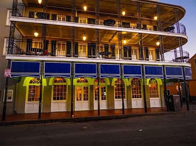 Four Points Sheraton French Quarter Hotel Photo News 247