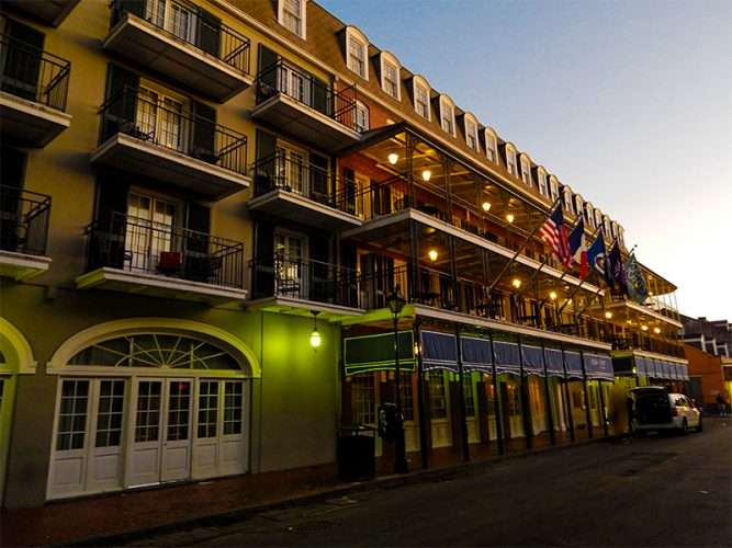 Sept 14 2015 Four Point Sheraton French Quarter Hotel Three