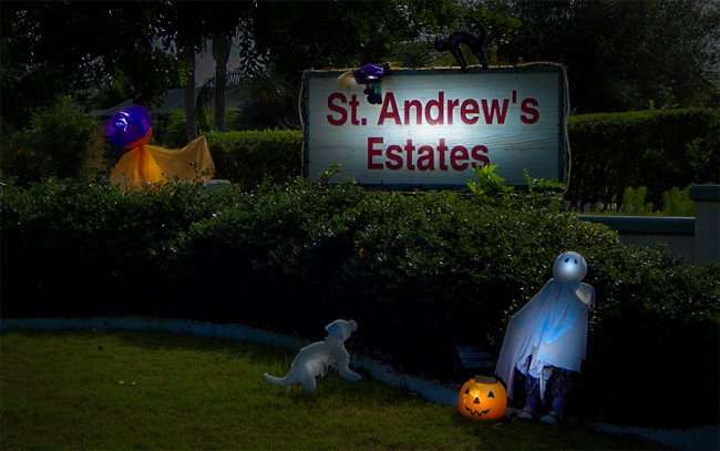 OCT 31, 2015 - Halloween 2015 Sun City Center, FL/photonews247.com