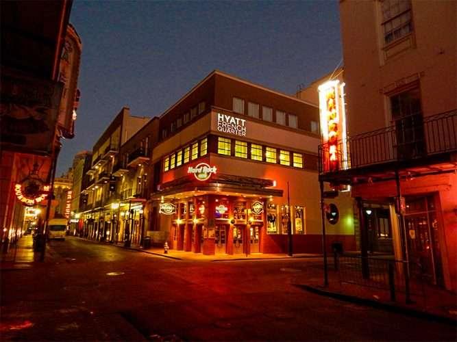 Bourbon St Cafe Menu Jennings La