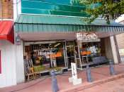 OCT 6, 2015 - Honeysuckle Row family owned store Market St, Metropolis, Illinois/photonews247.com