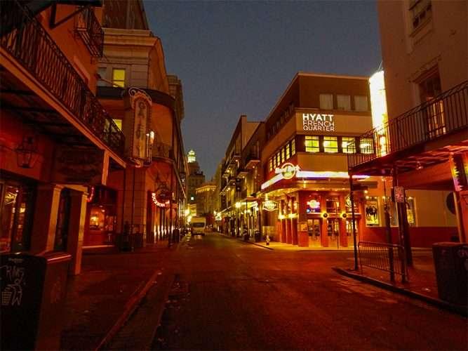 French Quarter Sidewalk Cafe Temple Tx