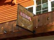 OCT 10, 2015 - Kleeman's Bar and Grill on 5th Street in New Glarus, WI
