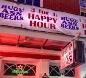 SEPT 14, 2015 - Prohibition Bourbon Balcony Bar Happy Hour New Orleans, LA/photonews247.com