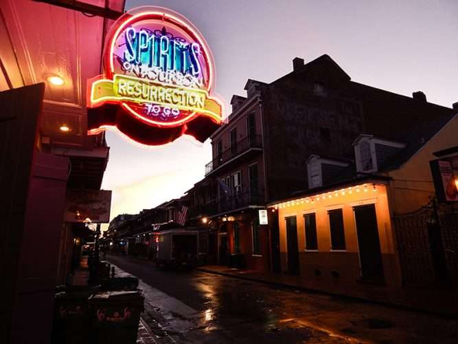 OCT 14, 2015 - Spirits on Bourbon Restaurant visited by Bar Rescue Ron Duprat for inspection/photonews247.com