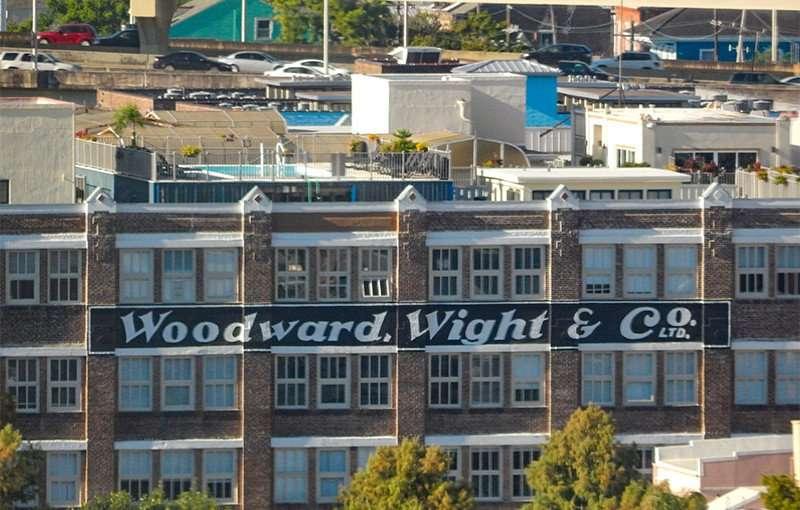 SEPT 14, 2015 - The Woodward Loft Apartments, New Orleans, LA/photonews247.com