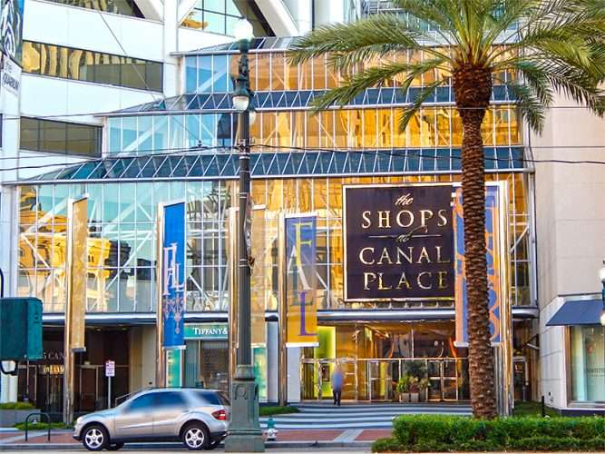 Clothing stores in new orleans louisiana