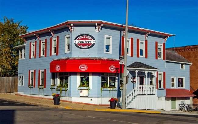 SETP 14, 2015 - Tofflers Pub and Grill, New Glarus, WI/photonews247.com