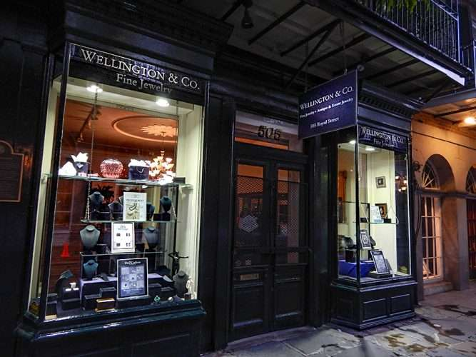 jewelry store in new orleans wellington jewelry in the quarter photo news 247 7185