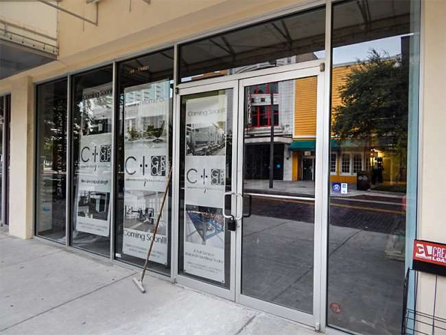 NOV 15, 2015 - Corporate Interiors (CI Group) Office Furniture expanding to 509 Franklin St, Tampa, FL/photonews247.com