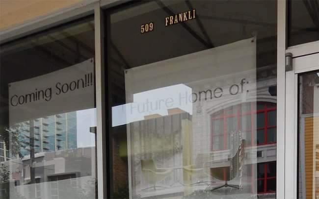 NOV 15, 2015 - Corporate Interiors Office Furniture Store at 511 Franklin St expanding to include 509 Franklin St, Tampa, FL/photonews247.com