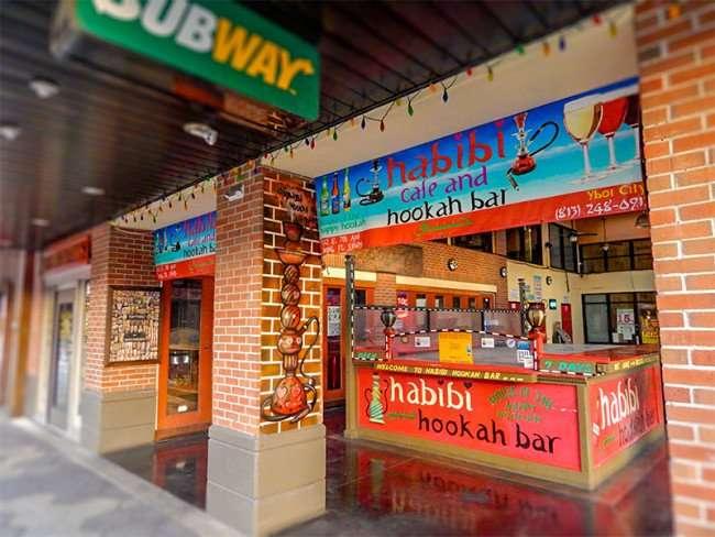 NOV 8, 2015 - Habibi and Hookah Bar, Ybor City Tampa, FL/photonews247.com