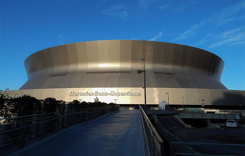 NOV 22, 2015 - Mercedes-Benz Superdome, New Orleans/photonews247.com