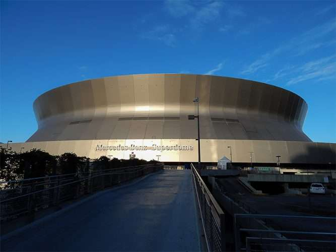 Mercedes benz superdome timeline new orleans photo news 247 for Mercedes benz new orleans service