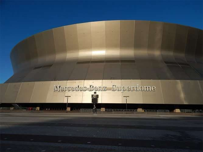 nov 19 2015 mercedes benz superdome with name showing in new. Cars Review. Best American Auto & Cars Review