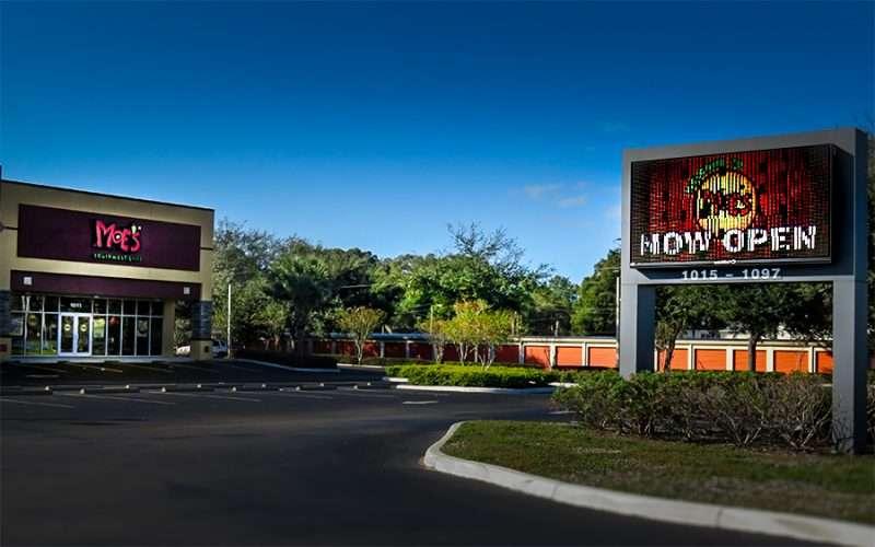 DEC 13, 2015 - Moe's Southwest Tex-Mex Grill on Brandon Blvd, Brandon, Valrico, Florida/photonews247.com