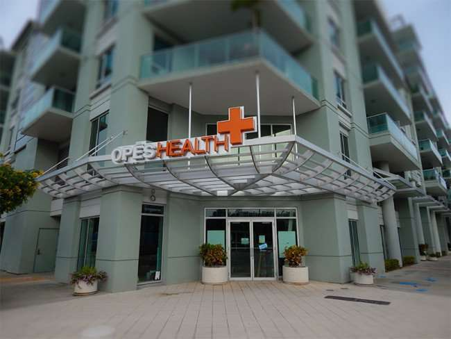 NOV 15, 2015 - OPES HEALTH Care medical center on Channelside Dr, Tampa, FL/photonews247.com