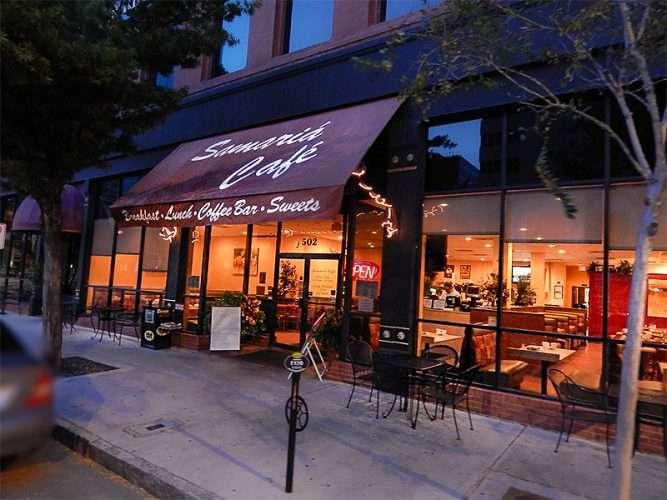 NOV 15, 2015 - Samaria Cafe Restaurant open at dawn in Tampa, FL/photonews247.com