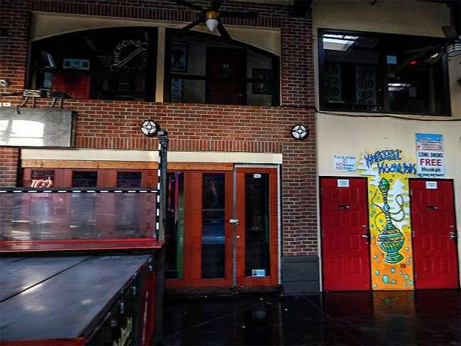 NOV 8, 2015 - Smoke Free Hookah Bar on 7th Ave, Ybor City, Tampa, FL/photonews247.com