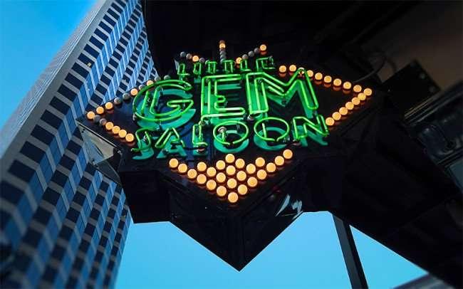 NOV 19, 2015 - The Little Gem Saloon, New Orleans/photonews247.com