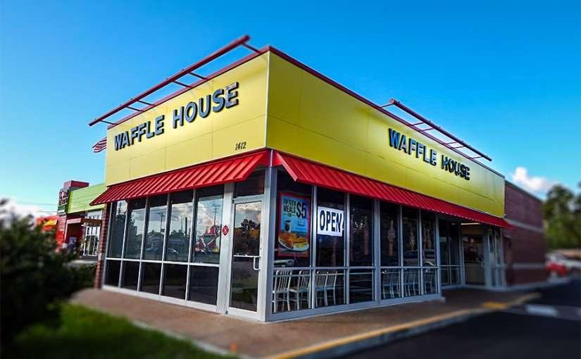 NOV 29, 2015 - The Waffle House at 1412 Brandon Blvd reopens mid November 2015 for the Holidays, Brandon, FL/photonews247.com