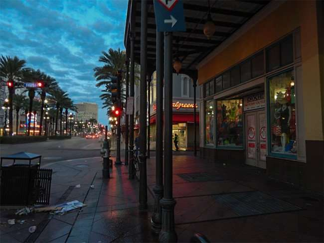 NOV 19, 2015 - Walgreens Drug Store on 801 Canal Street, New Orleans, LA/photonews247.com