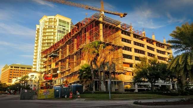 Dec 19, 2015 - 500 Harbour Island Apartments under construction in Tampa, FL/photonews247.com