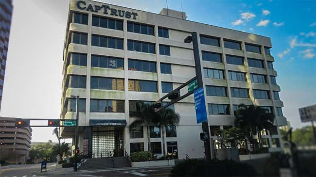 Dec 27, 2015 - CapTrust building at 102 West Whiting and Ashley, Tampa, FL/photonews247.com