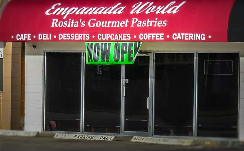 DEC 6, 2015 - Empanada World Rosita's Gourmet Pastries Henderson Blvd, Tampa, FL/photonews247.com
