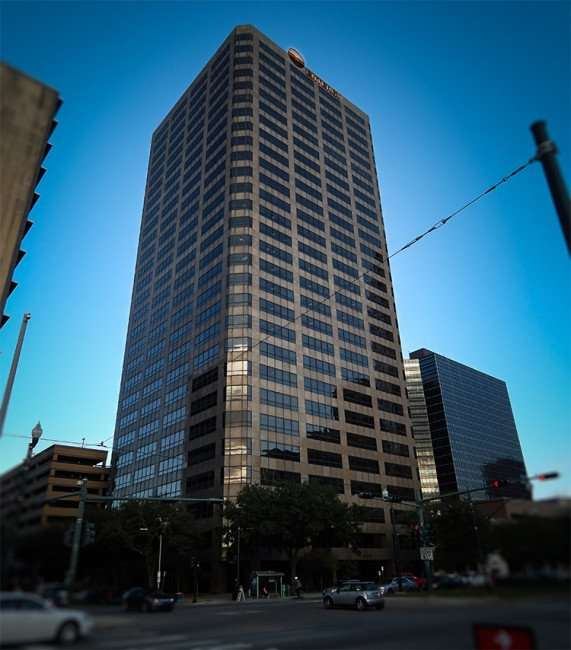 Nov 19, 2015 - Entergy Tower in New Orleans LA/photonews247.com
