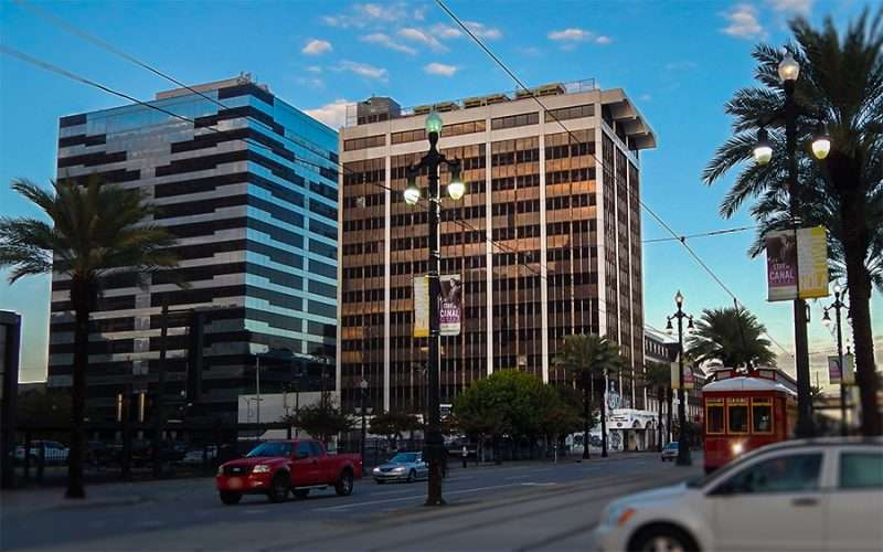 Marriott Hotel Moving Into Former University Of New Orleans Photo