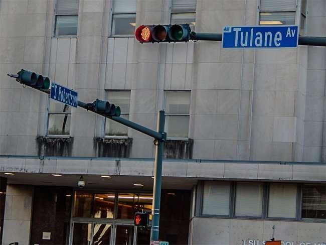 NOV 19, 2015 - LSU School Of Medicine at S Robertson St and Tulane St, New Orleans, LA/photonews247.com