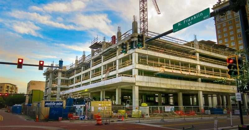 Sep 03, 2016 - Nine15 Franklin building Tampa, FL/photonews247.com