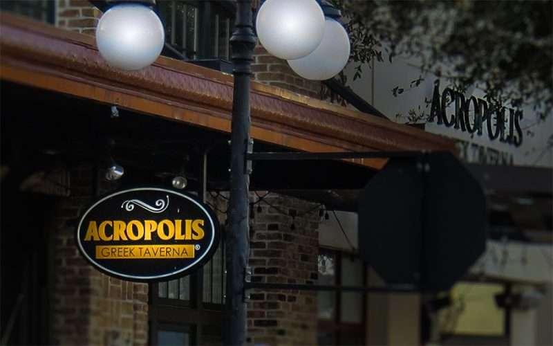 Acropolis Greek Taverna coming to Lakeland, FL – Photo News 247