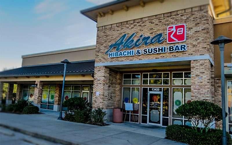 Jan 16, 2016 - Akira Japanese Restaurnat Hibachi and Sushi, Riverview FL/photonews247.com