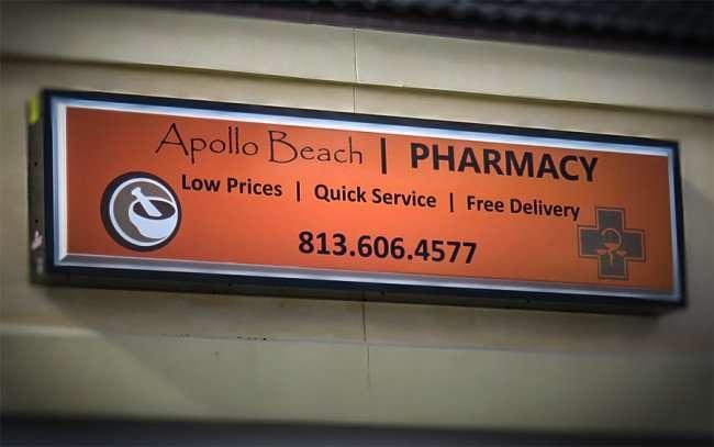 Dec 30, 2015 - Apollo Beach Pharmacy, Southshore, FL/photonews247.com