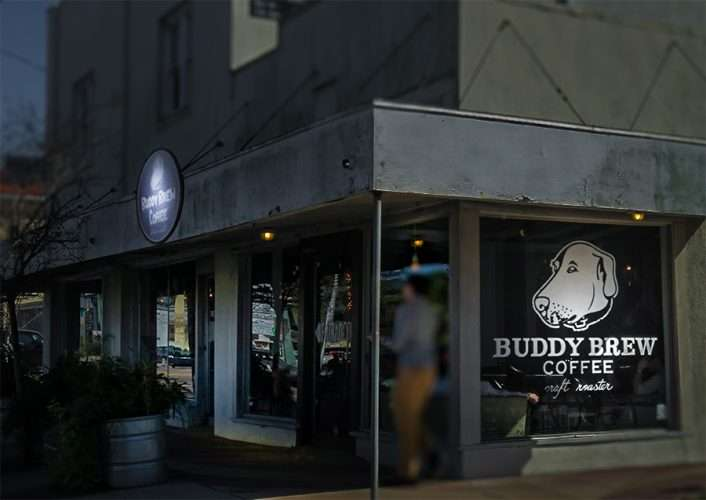 Jan 29, 2016 - Buddy Brew Coffee, Kennedy Blvd, Tampa, FL/photonews247.com