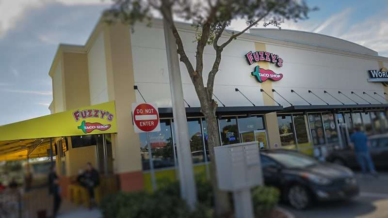 Feb 14, 2016 - Fuzzy's Taco Shop opened on Valentine's Day 2016 in Brandon, FL/photonews247.com