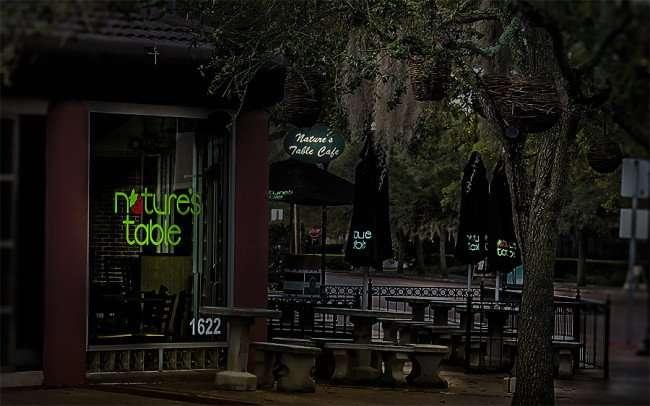 Jan 23, 2016 - Nature's Table, Hyde Park Tampa/photonews247.com