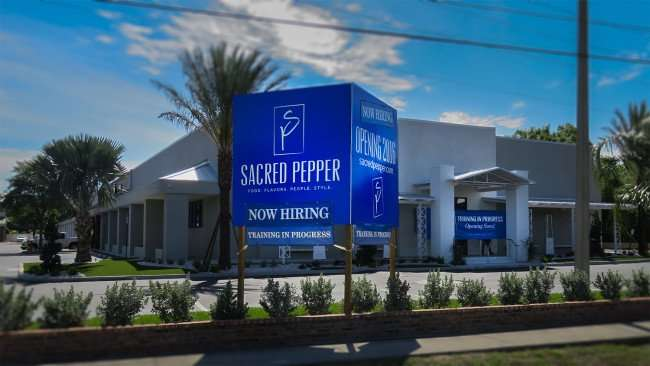 April 10, 2016 - Sacred Pepper Restaurant Now Hiring on Dale Mabry Hwy, Carrollwood Tampa/photonews247.com