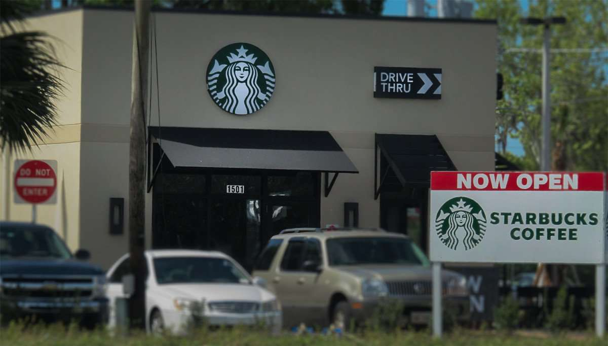 April 10, 2016 - Starbucks Fowler and 15th, Tampa, FL opens/photonews247.com